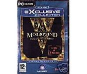 Morrowind Bloodmoon Expansion Pack PC