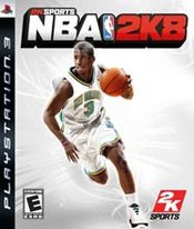 NBA 2K8 PS3