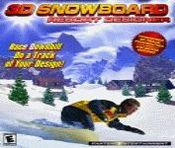 3D Snowboard Resort Designer PC