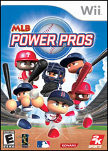 MLB Power Pros Wii