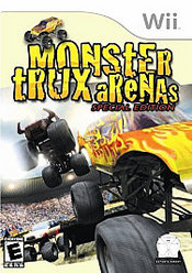 Monster Trux Arena Wii