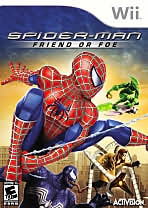 Spider-Man: Friend or Foe Wii