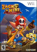 Zack &amp;amp; Wiki: Quest for Barbaros' Treasure Wii