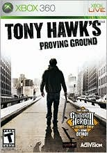 Tony Hawk's Proving Ground Xbox 360