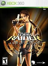 Tomb Raider: Anniversary Xbox 360