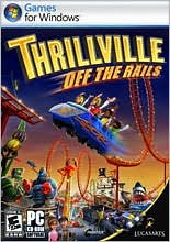 Thrillville: Off the Rails PC
