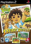 Go, Diego, Go!: Safari Rescue PS2