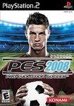 Winning Eleven: Pro Evolution Soccer 2008 PS2