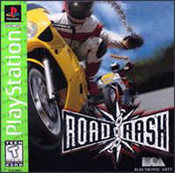 Road Rash PSX