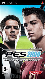 Winning Eleven: Pro Evolution Soccer 2008 PSP