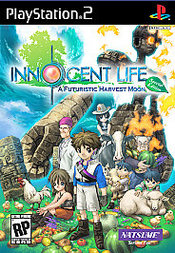 Innocent Life: A Futuristic Harvest Moon PS2