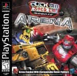 Rock'em Sock'em Robots Arena PSX