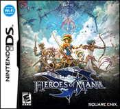 Heroes of Mana DS