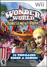 Wonderworld Amusement Park Wii