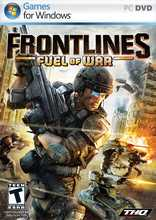 Frontlines: Fuel of War PC