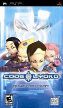 Code Lyoko: Quest for Infinity PSP