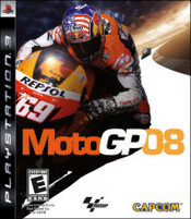 Moto GP 08 PS3