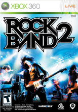 Rock Band 2 Xbox 360