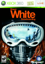 Shaun White Snowboarding Xbox 360