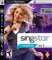 SingStar: Vol. 2 PS3