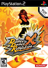 Dance Dance Revolution: X  PS2