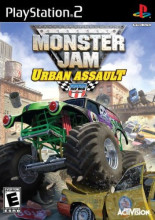 Monster Jam: Urban Assault PS2
