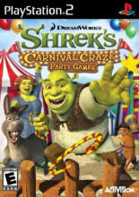 Shrek's Carnival Craze PS2