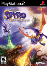 Spyro: Dawn of the Dragon PS2