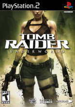 Tomb Raider Underworld PS2