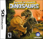 Battle of the Giants: Dinosaurs DS DS