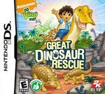 Go, Diego, Go!: Great Dinosaur Rescue DS