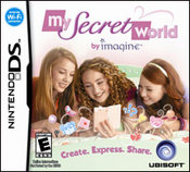 My Secret World by Imagine DS