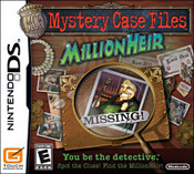 Mystery Case Files: Million Heir DS