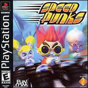 Speed Punks PSX