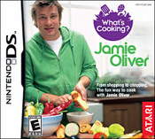 What's Cooking? Jamie Oliver DS