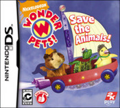 Wonder Pets!: Save the Animals DS