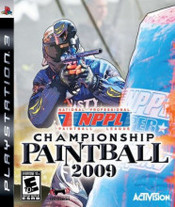 NPPL Championship Paintball Breakout 2009   PS3