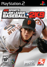 Major League Baseball 2K9 PS2