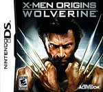 X-Men Origins: Wolverine DS