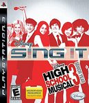 Disney Sing It: High School Musical 3 Senior Year PS3