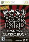 Rock Band Track Pack: Classic Rock Xbox 360