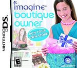 Imagine: Boutique Owner DS