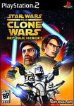 Star Wars The Clone Wars: Republic Heroes PS2