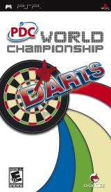PDC World Championship Darts PSP