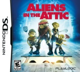 Aliens in the Attic DS