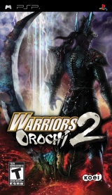 Warriors Orochi 2 PSP