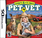 Paws &amp;amp; Claws Pet Vet: Australian Adventure DS