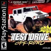 Test Drive: Off-Road PSX