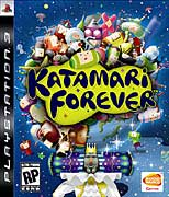 Katamari Forever PS3
