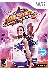 All Star Cheer Squad 2 Wii